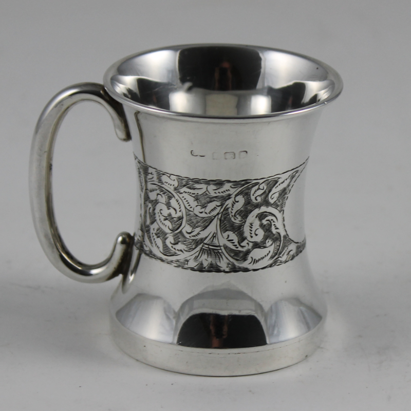 Silver Child's Cup S 824